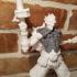 Junkrat - Overwatch- 25 cm model print image