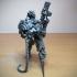 Junkrat - Overwatch- 25 cm model image