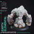Earth Elemental - DND Miniature - 32mm Scale - PRESUPPORTED image