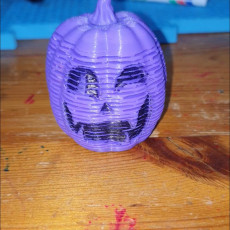 Picture of print of Springo Jack-O-Lantern (Small)