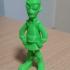 "Kif Kroker from ""Futurama"" print image"