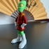 "Kif Kroker from ""Futurama"" image"