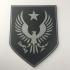 Halo SPARTAN II Unit Insignia Coaster / Emblem image