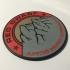JMC Red Dwarf Patch Coaster image