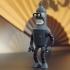 """Bender from """"Futurama"""" image"""