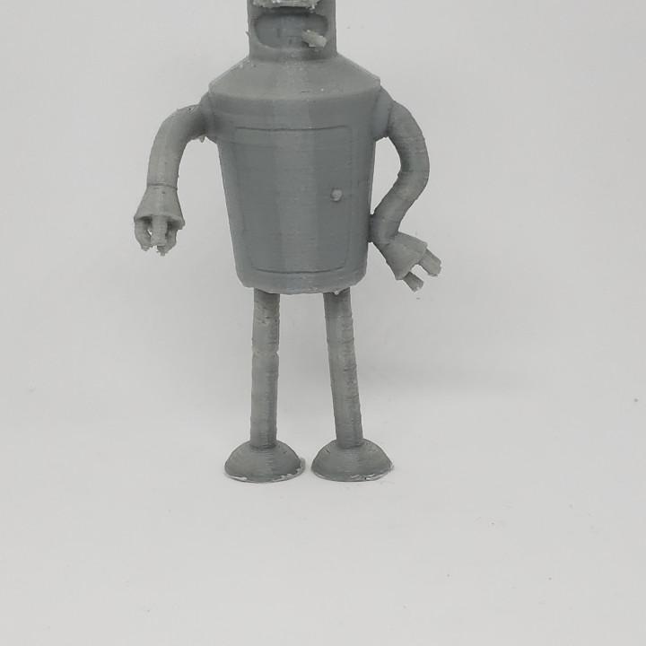 "Bender from ""Futurama"""