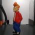 "Philip J. Fry from ""Futurama"" print image"