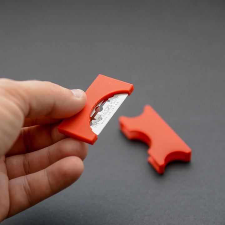 Craft Razor Blade Holder