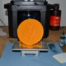 Picture of print of Original Josef Prusa coaster