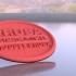Original Josef Prusa coaster image