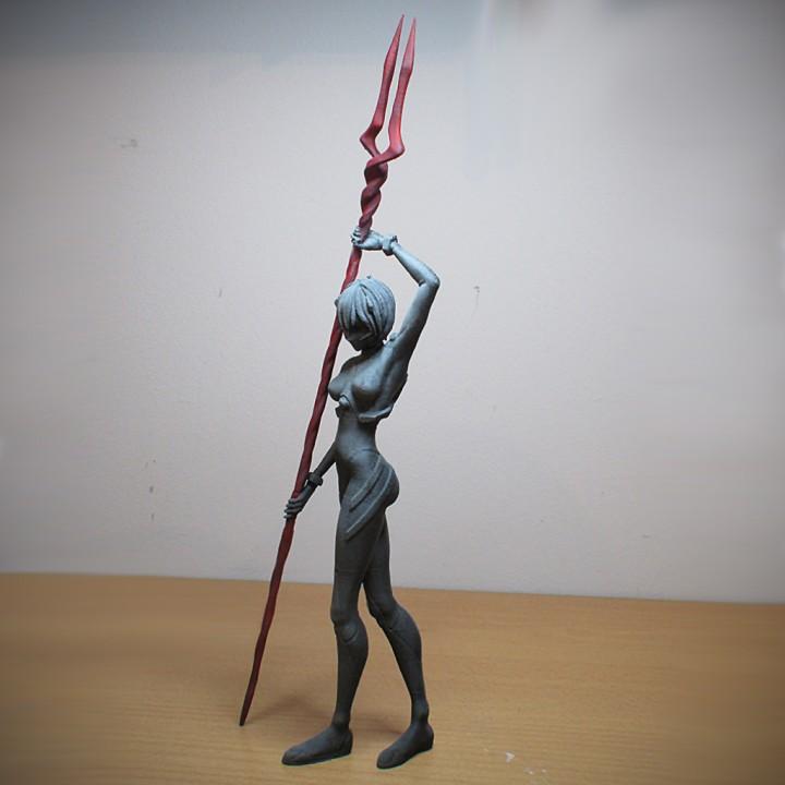 Rei Ayanami - Neon Gensis Evangelion - `40 cm Figurine