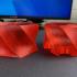 Vase Mode Hex Twist Box print image
