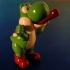 Yoshi from Super Mario World image