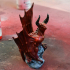 NEW - Wyvern - 32mm scale miniature - Large Monster print image