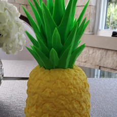 Picture of print of Pineapple (Full and Tiny sizes)