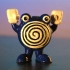 Poliwhirl and Poliwag - Pokemon -  Check out my profil for more pokemon characters image