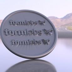 Formlabs Coaster