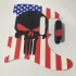 Punisher US Flag Scratchplate & Pickup Cover for Fender Telecaster primary image