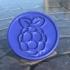 Raspberry Pi coaster image