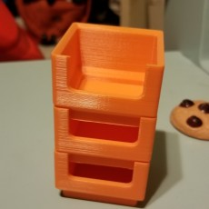 Picture of print of Little Stacking Boxes