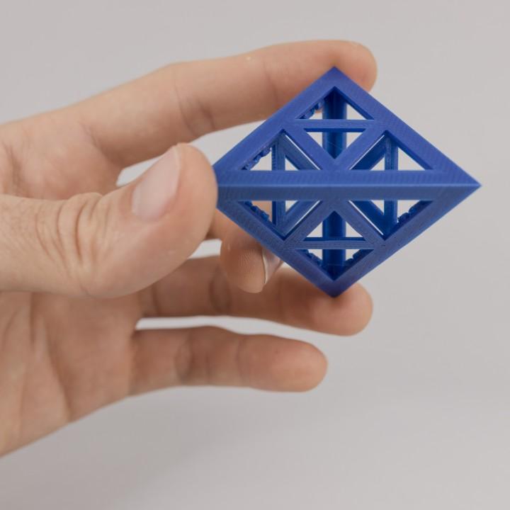 Tetrahedrons // Folding Polyhedra