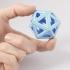 Wireframe Icosahedron // Folding Polyhedra image