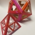 Folding Polyhedra Pack No.1 print image