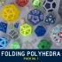 Folding Polyhedra Pack No.1 primary image