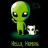 Alien coaster image