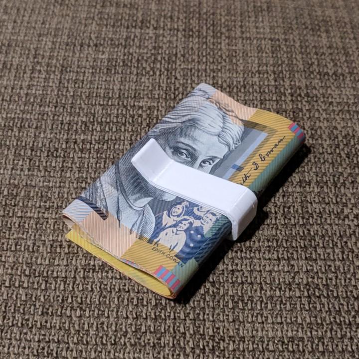 Simple Money Clip