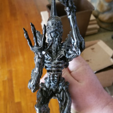 Picture of print of Alien - Xenomorph - Full Figure - 25 CM