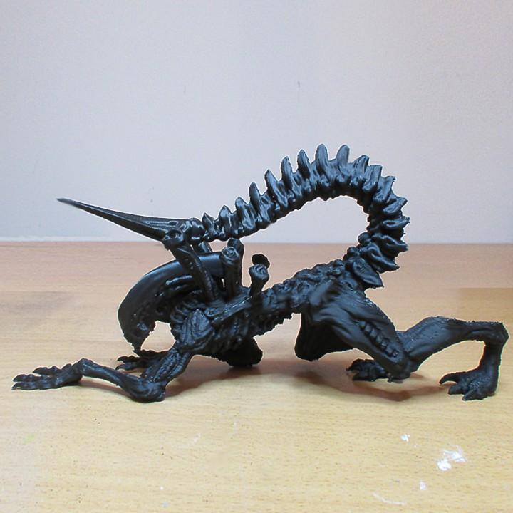 Alien - Xenomorph - Full Figure - 25 CM