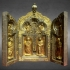 Reliquary triptych of the Holy Cross image