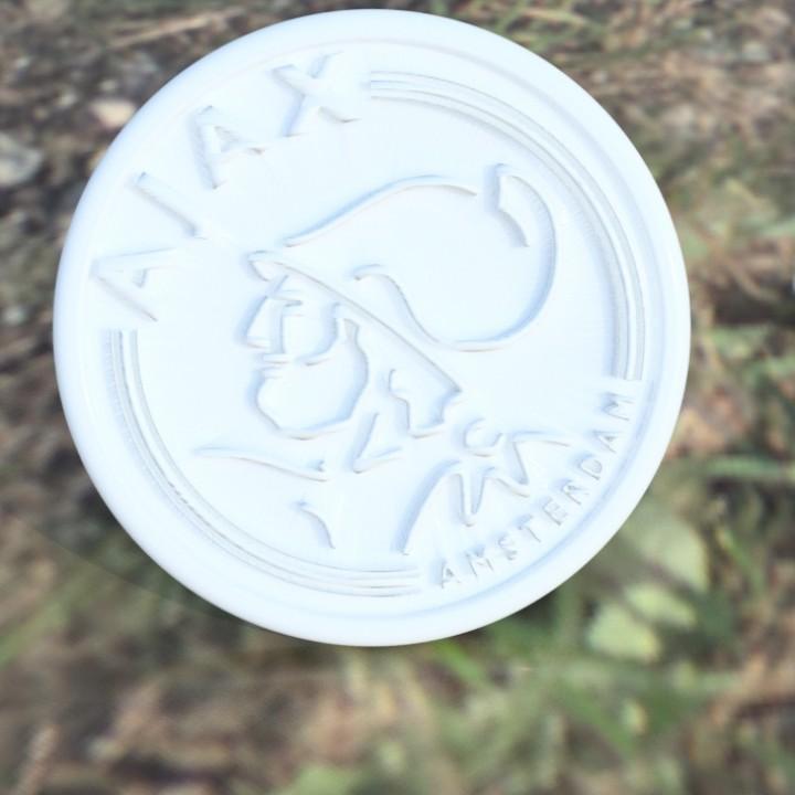 Ajax drink-coaster