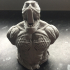 Venom Bust from Spiderman print image