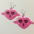 Kawaii Kiss Earrings image