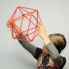 Pencil Icosahedron