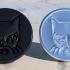 Catwoman coaster pair image