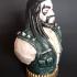 Lobo-Bust from DC Comics print image