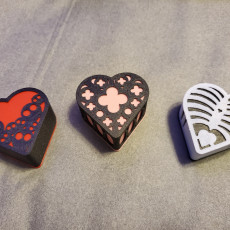 Picture of print of Gothic Heart Box Bundle!