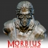 """Dr. Michael Morbius, the Living Vampire"" - Support free Bust from Marvel Comics (easy to print) image"