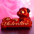 "Valentine's Day Collection: ""Dog Puppy"" + ""Be My Valentine"" (Support free / Easy to print) primary image"