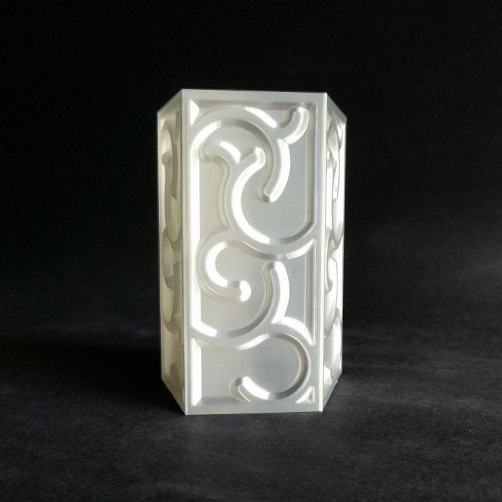 Folio Vase