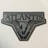 Stargate Atlantis Logo Coaster primary image