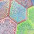 Folding Pentagonal Hexacontahedron Puzzle image