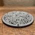 the Manhole Project // 001 Osaka (Coaster) print image