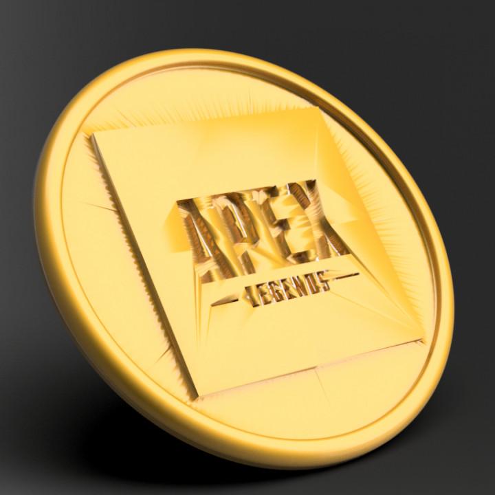 Apex Legends drinkcoaster