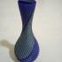 Spiral Twin Vase print image