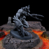Claw Handed Demon - Greater Demon - 32 mm scale table top miniature primary image