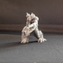 Claw Handed Demon - Greater Demon - 32 mm scale table top miniature (Pre-supported) print image